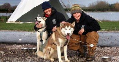 Husky Business Pair Open New Business After Dragons Den