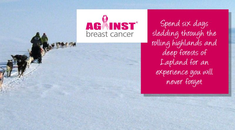 Against Breast Cancer Husky Trail 2019