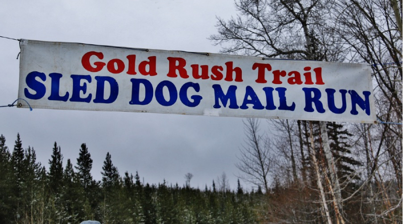 Gold Rush Trail Sled Dog Mail Run