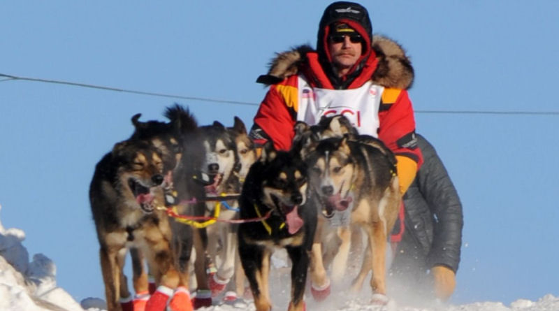 Mitch Seavey A Mushers Goodbye